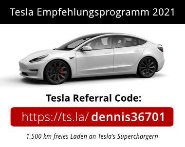 Tesla Referral Code 2020