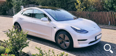 Mein Tesla Model 3
